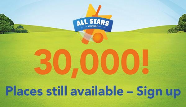 sign up for allstars cricket