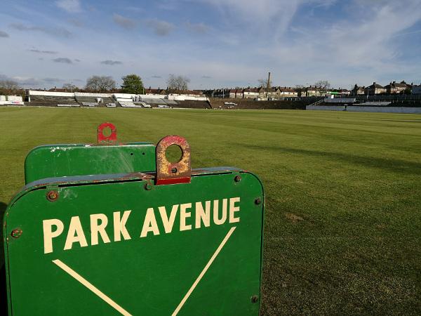 bradford park avenue cricket ground