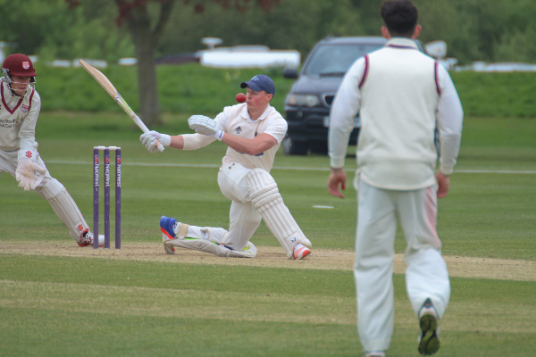Duncan Snell of York Cricket Club