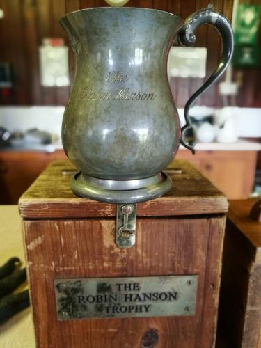 robert hanson trophy