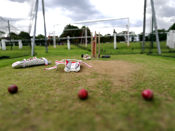 cricket nets at church fenton