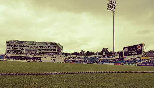 yorkshire v lancashire cricket