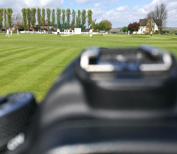 cricket photographer