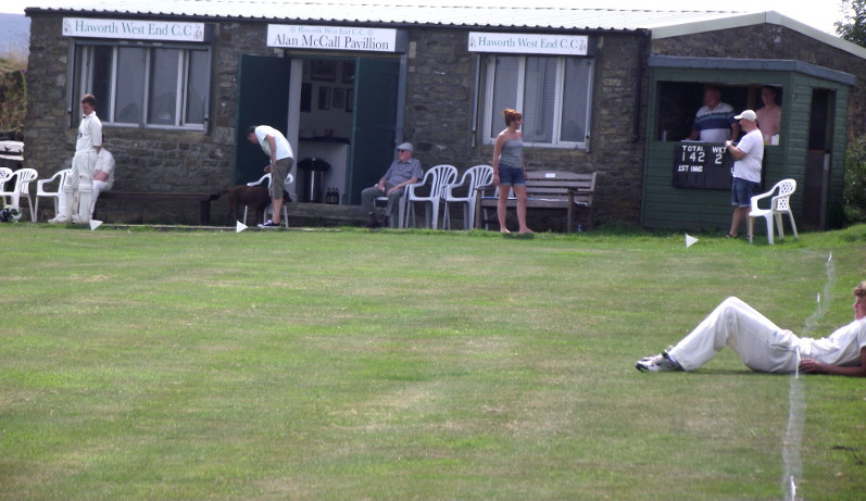 haworth west end cricket