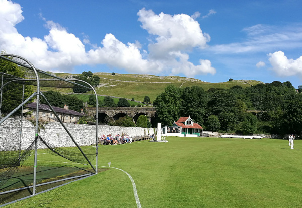 cricket at settle