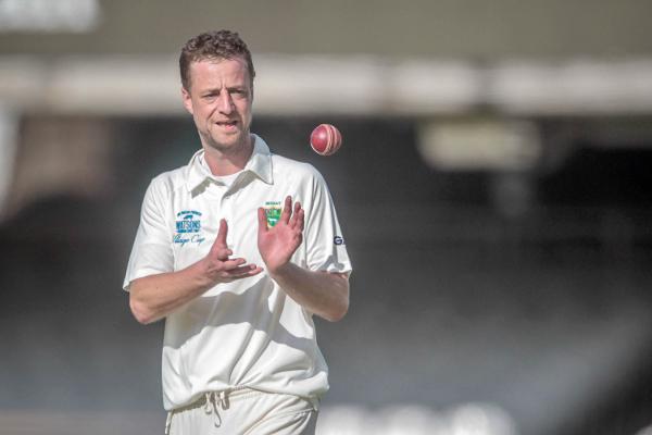 Sessay Cricket Club captain Mark Wilkie