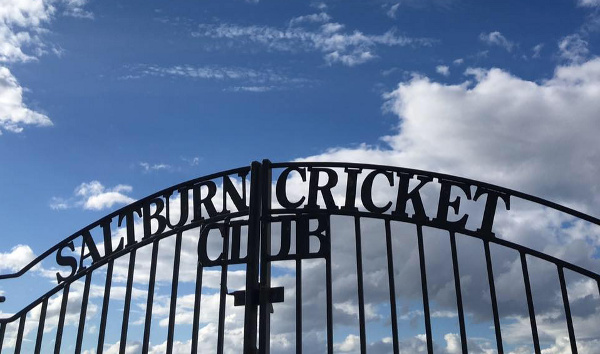saltburn cricket club gates
