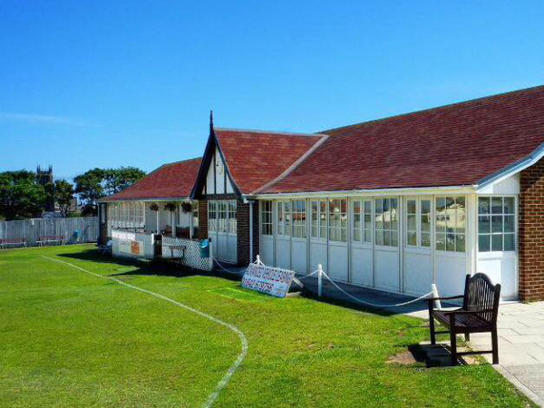 saltburn cricket club pavilion