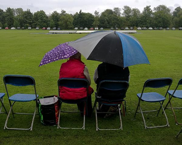wet at masham cricket