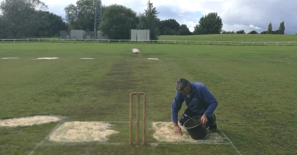 Leeds Caribbean Cricket groundsman