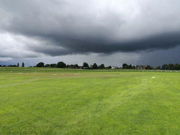 Dark clouds in the Dales Council Cricket League