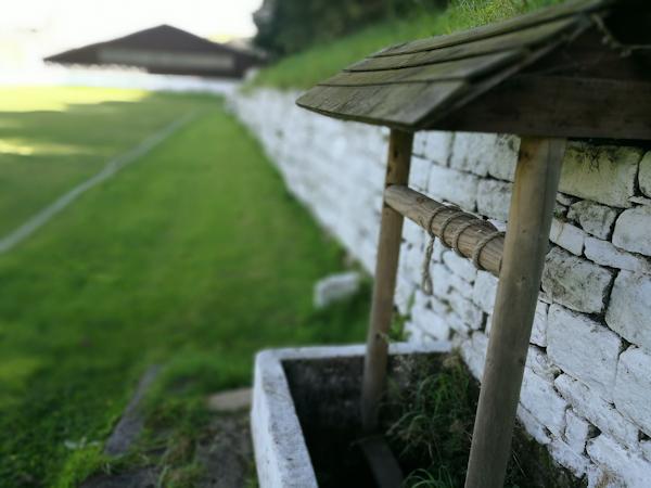 Sowerby Bridge Cricket Club wishing well