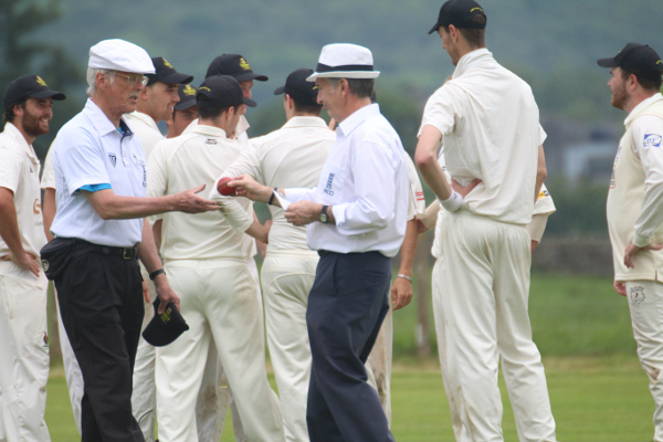 Nidderdale League umpires