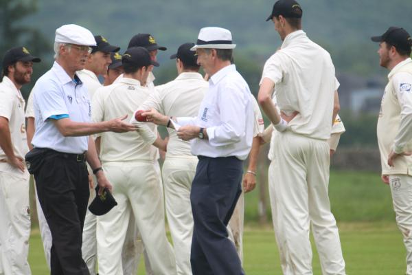 Nidderdale League umpires