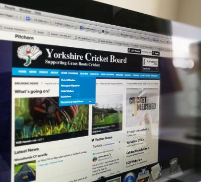 yorkshire cricket board website