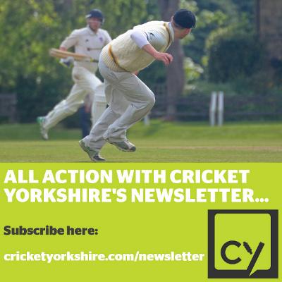 Cricket Yorkshire Newsletter