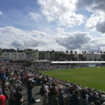 North Marine Road county cricket ground