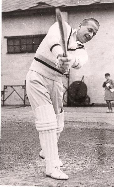 Willie Watson Yorkshire CCC