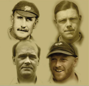 Who's Who of The Yorkshire County Cricket Club Cover