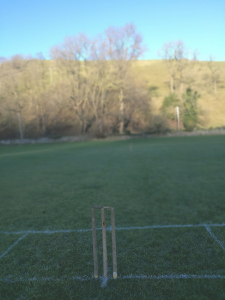 cricket in yorkshire dales