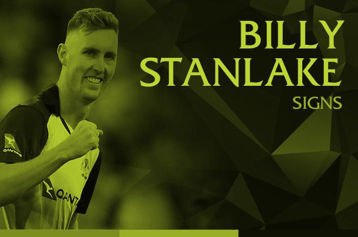 Billy Stanlake