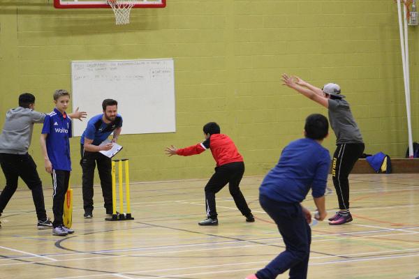 indoor cricket in east yorkshire