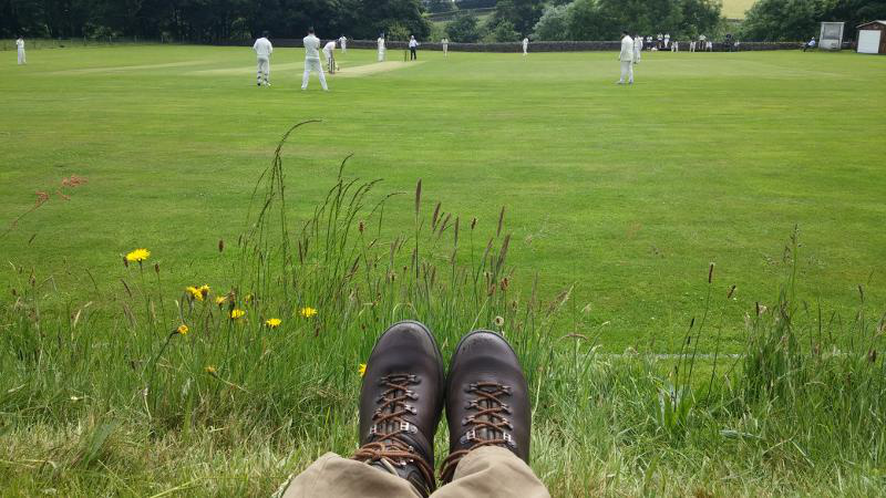 yorkshire cricket at glasshouses
