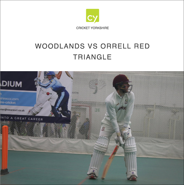 Photos: woodlands cricket club vs orrell red triangle