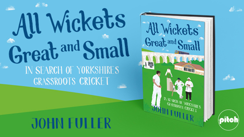 All Wickets Great & Small Author Talk