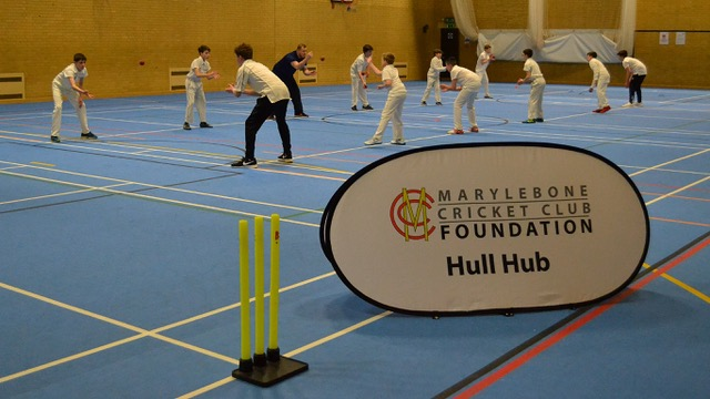 MCC Foundation Hub Hull Training
