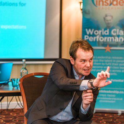 Paul Shaw Inside Leadership
