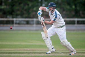 Yorkshire CCC batsman bats for the county