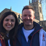 paul hudson weather forecaster with keeley donovan