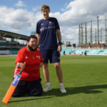 Nick Webster and Joe Root (Super 1s)