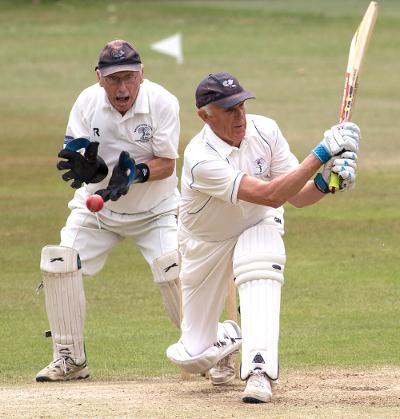 over 60s county cricket