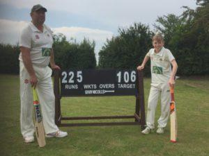 john moorhouse ouseburn cricket club