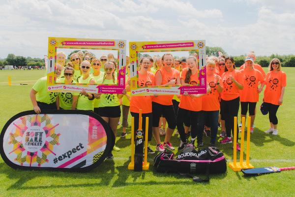 women's soft ball cricket festival