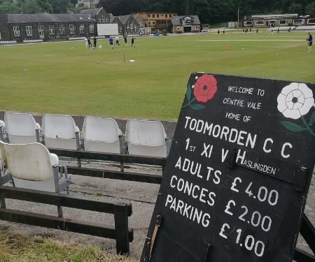 todmorden cricket club