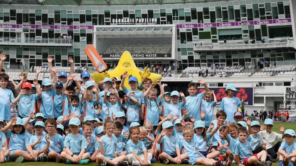 Crossflatts All Stars Cricket at Yorkshire CCC