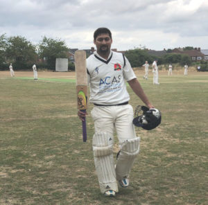 Jabir Patel Mount Cricket Club
