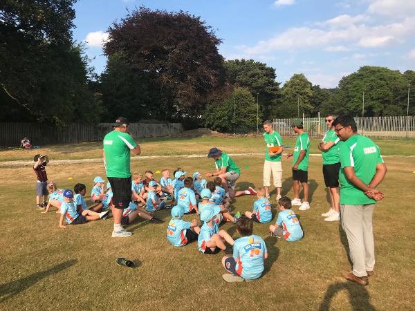 all stars cricket at crossflatts cricket club