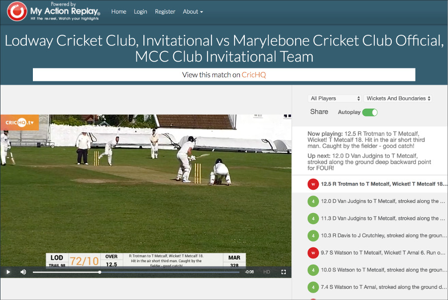 live cricket streaming-lodway