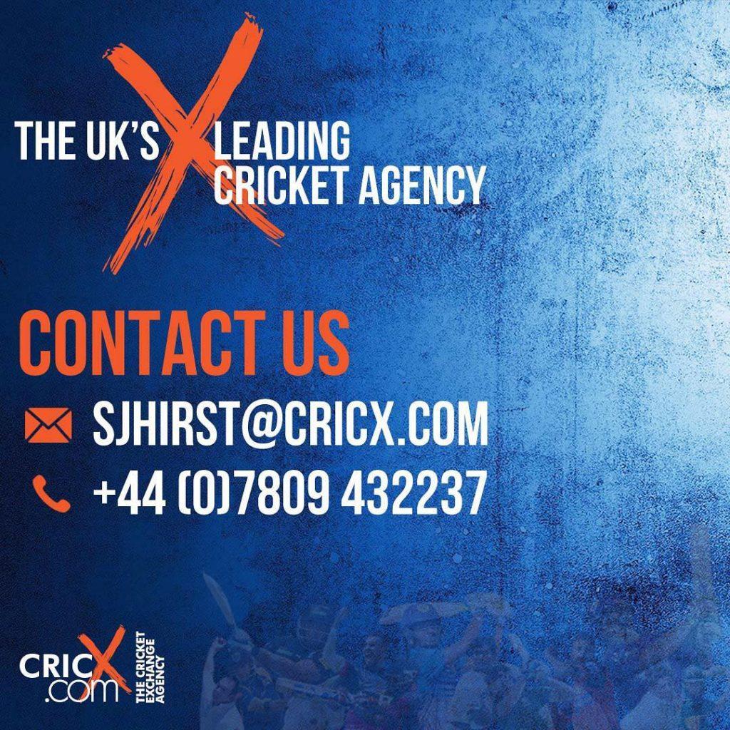 contact cricx