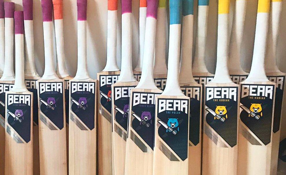 Bear Cricket - bat range