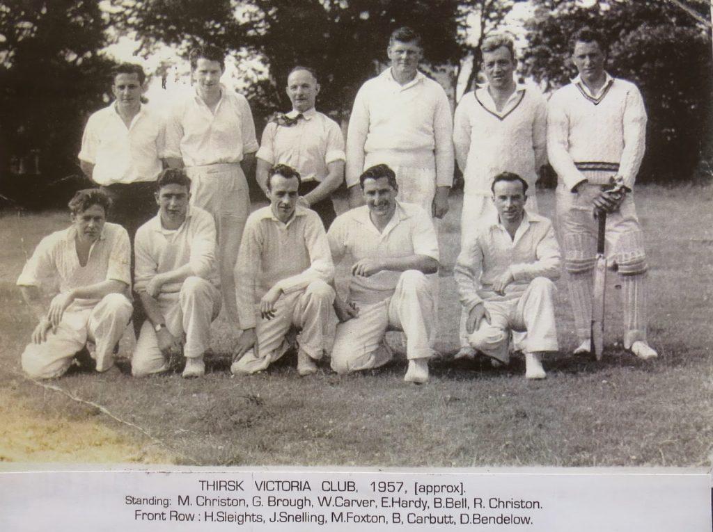 Thirsk Victoria 1957