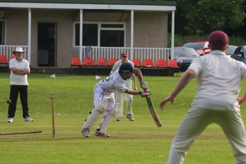 club cricket at beckfoot lane