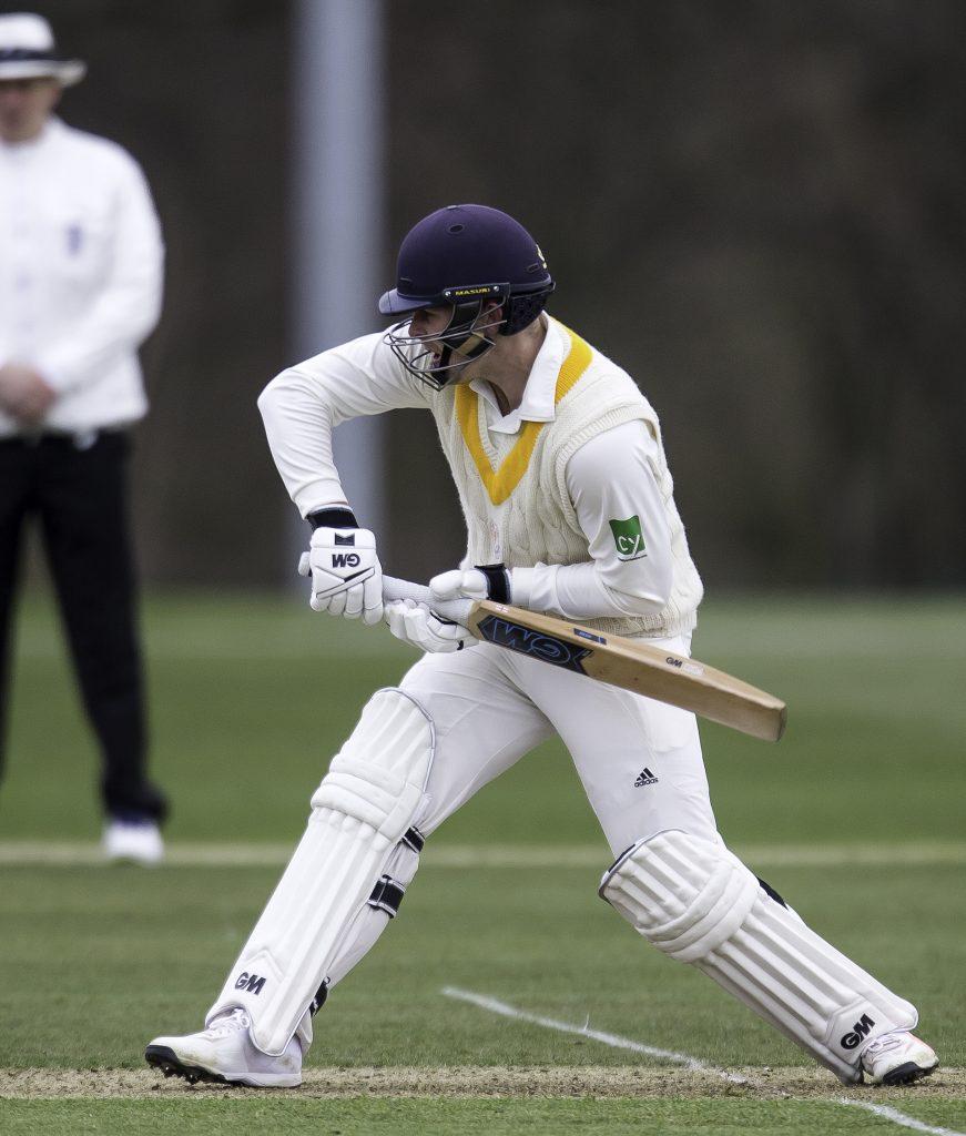 Leeds Bradford MCCU cricketer