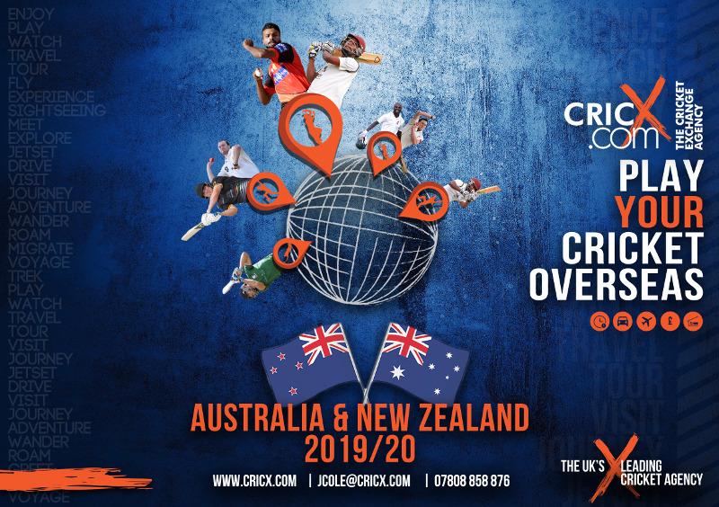 CricX - Play Overseas