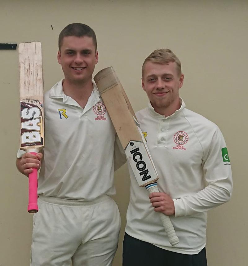 Leeds Bradford MCCU Batsmen
