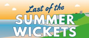 last of the summer wickets cricket book